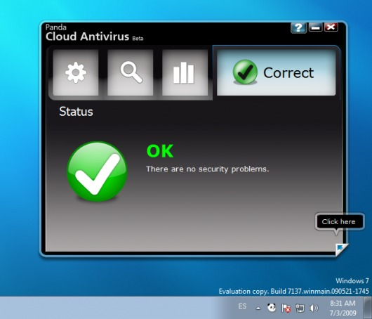 Image de Panda Cloud Antivirus