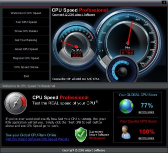 Image de CPU Speed Professional