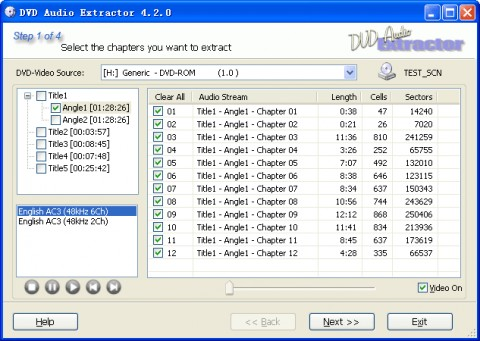 Image de DVD Audio Extractor