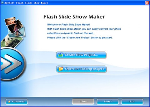 Image de Flash SlideShow Builder