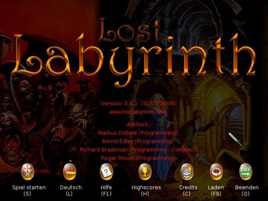 Image de Lost Labyrinth