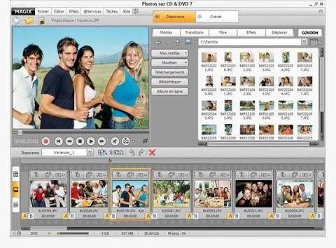Image de Magix Photos sur CD & DVD