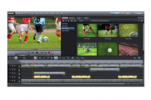 Image de MAGIX Video Deluxe