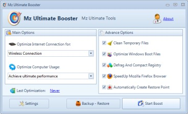 Image de Mz Ultimate Booster