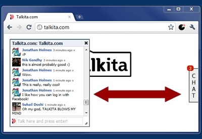 Image de Talkita Chat