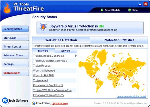 Image de Threat Fire