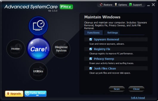 Image de Advanced SystemCare