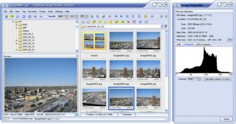 Image de FastStone Image Viewer