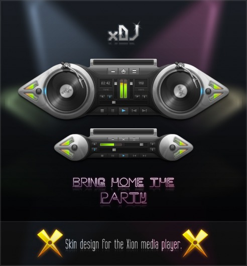 Image de Xion Audio Player