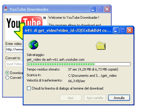 Image de YouTube Downloader