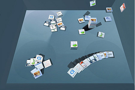 Bumptop - Bureau virtuel windows 7 ...