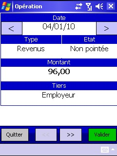 Image de Comptes & Budget Pocket Edition