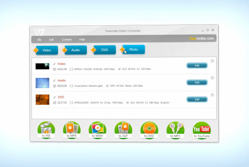 Image de Freemake Video Converter