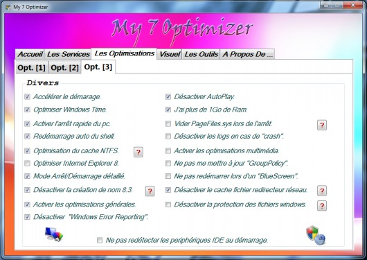 Image de My 7 Optimizer