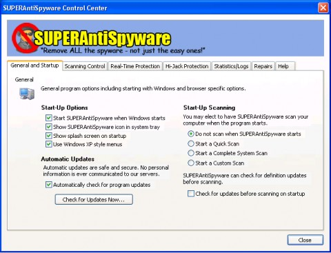 Image de Super Anti Spyware